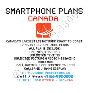 Koodo 6GB 8GB Data LTE Plan Unlimited Talk Text Canada-Wid PROMO