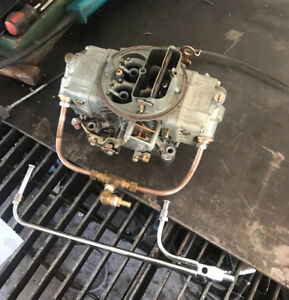 Holley 750 Double Pumper carb