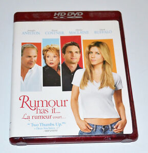 Rumor has it - HD DVD