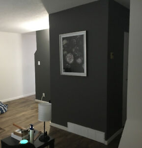 Master bedroom in my three bedroom town house
