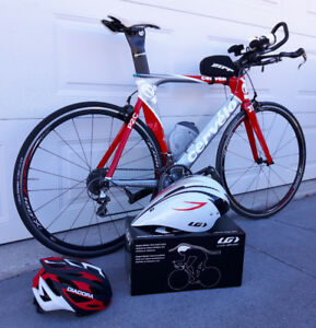 For sale 2009 Cervelo p2c with many upgrades!