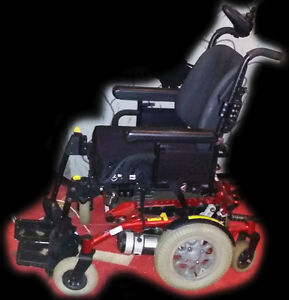 Electric Wheel Chair Xplore