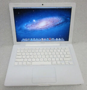 """MacBook A1181, used in good working condition. 13"""""""