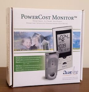 Blueline Innovations Power Cost Monitor