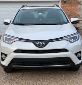 2017 Toyota Rav4 Limited Edition AWD
