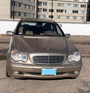 2003 Mercedes Benz C320 4Matic As-is