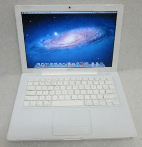 MacBook A1181, used in good working condition. Intel Core 2 Duo