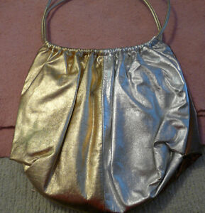 Very classy Large 4 colour Shoulder Purse/Bag EUC