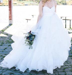 Hayley Paige Londyn Gown