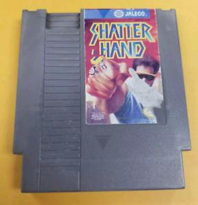 Shatterhand NES