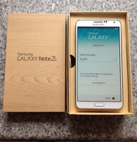 Samsung Note 3.....mint condition!