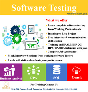 QA TRAINING+SELENIUM+JIRA+UFT UNDER ONE ROOF WITH JOB
