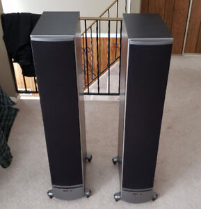 Polk Audio rti10 loud speakers