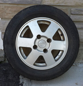 Alloy Rims and Tires for Sale