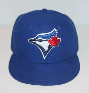 f6c238ef34a NEW ERA AUTHENTIC TORONTO BLUE JAYS BASEBALL CAP SIZE 7 1 4
