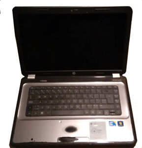 HP Pavilion G6 Laptop i3 CPU 5gb RAM 500gb HDD working AS-IS