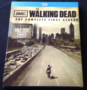 """The Walking Dead"" : Season One Blu-Ray"