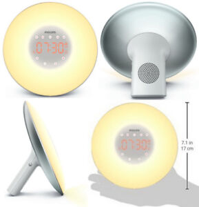 Philips HF3506/65 Wake-Up Light with Radio