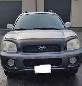 2001 Hyundai SUV, Crossover