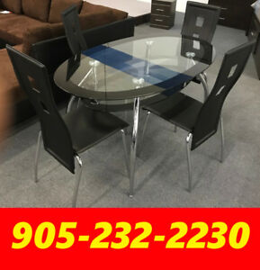 5PCS MODERN DINING SET ONLY $299.00 LOWEST PRICES GURARNTEED