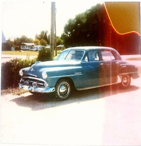 Classic 1952 Plymouth Cranbrook