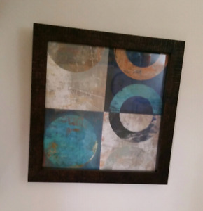 """Paintings 14""""×14"""" (Wall hanging)"""
