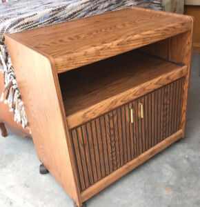 TV Stand and Stereo Stand - includes Both!