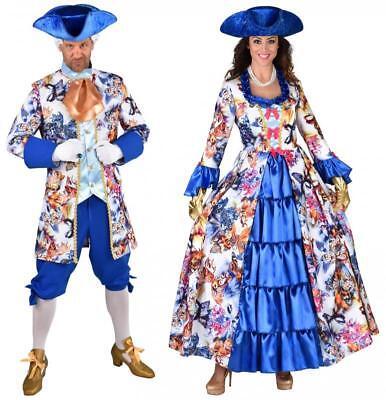 Rokoko Anzug Kostüm Graf Barock Marquis Prinz Baron Kleid Marquisin Lord - Anzug Kostüm Accessoires