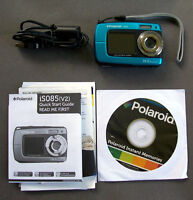 Polaroid Waterproof Dual LCD Selfie Digital Camera