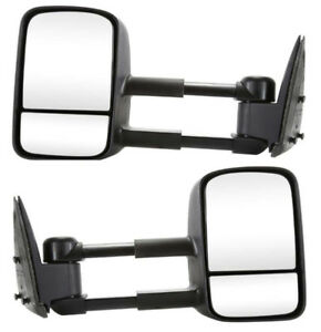 99-07 CHEVROLET SILVERADO 2500 ► TOWING MIROIR – MIRROR NEUF