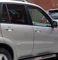 2001-2005 Toyota Rav4 Doors - Silver and Green