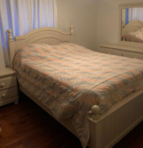 Queen Size Bedroom Set from Ashley Furniture