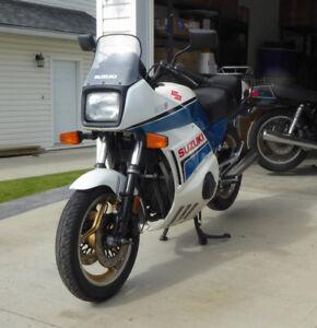 1984 Suzuki GS750EF