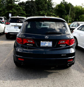 2007 Acura RDX Turbo 129,984 km 4 Sale by Owner