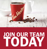 Hiring Food Counter Attendants - 3 locations in Red Deer
