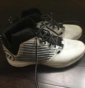Warrior Box Lacrosse Shoes Size 7 1/2