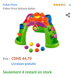 Jouet 0-2 ans fisher price