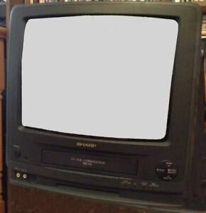 HANDY  TV/VCR  COMBO