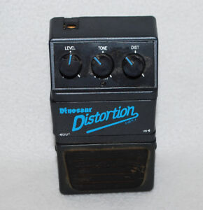 Dinosaur Distortion DDT-1 Pedal