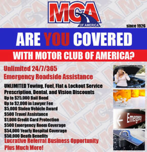 Affordable Monthly Roadside Assistance