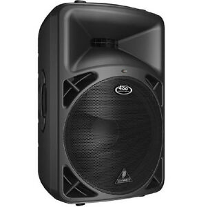 Available for Rent Behringer B315A 400W 2-Way Powered PA Speaker