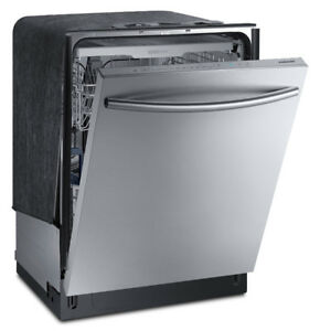 "Samsung 24"" built -in dishwasher DW80K050US ***NEW***"