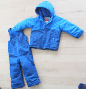Columbia 2-piece snow suit, size 3T