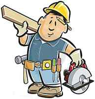 New builds and repairs - Decks, Stairs and Siding