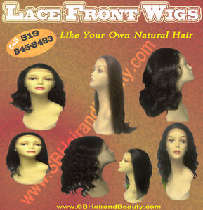 Improve Your Look with Lace Front Wigs in Windsor Windsor Region Ontario image 1