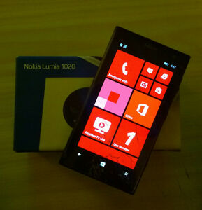 Nokia Lumia 1020 Unlocked 41mp Camera
