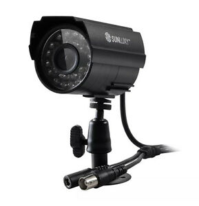 New CCTV IP surveillance security camera