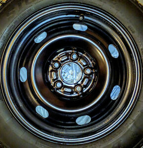 """Four, Ford Steel Wheels 16"""" For Sale"""