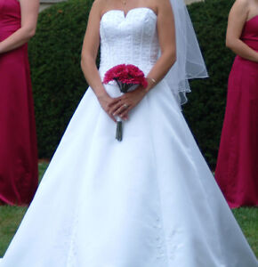 Simplicity Bridal Gown Kitchener / Waterloo Kitchener Area image 2