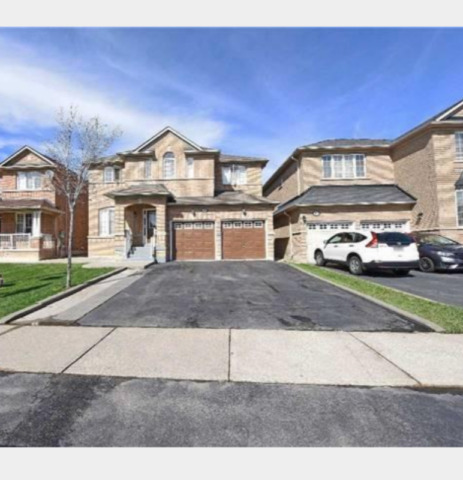 House for rent in brampton -hwy7/gore rd/ebenzer rd